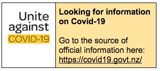 NZ Government Covid Information